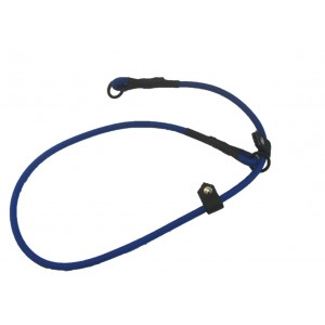 Rond biothane halsband
