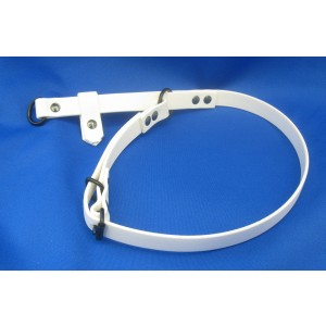 Biothane Halsband tot 65cm