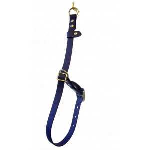 Biothane Halsband tot 75cm